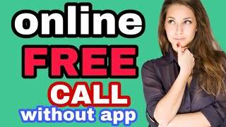 Free Online Call From Pc To Mobile