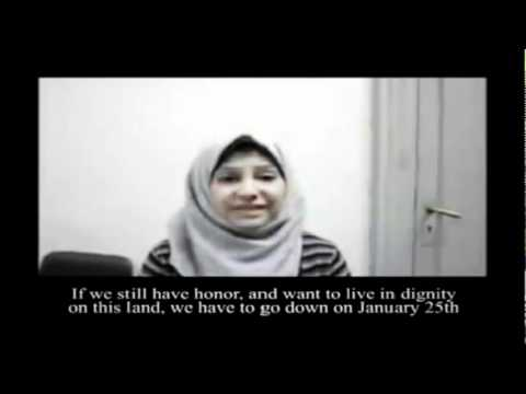 The Video That Fueled The Egyptian Revolution