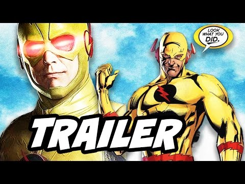 Legends Of Tomorrow Season 2 Episode 16 Promo - Reverse Flash Is A God
