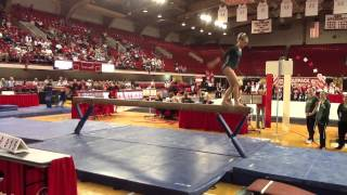 2012 Tribe Gymnastics: N.C. State Meet Highlights (March 9)