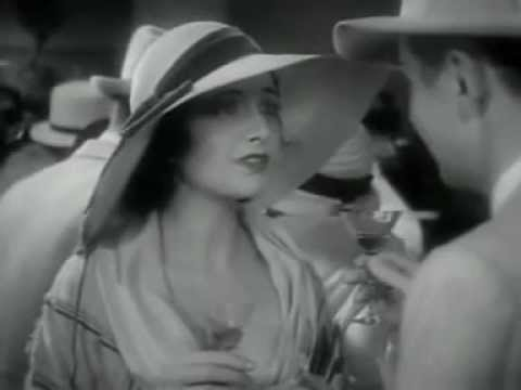 One way Passage ,1932 ,William Powell meets the lovely  Kay Francis