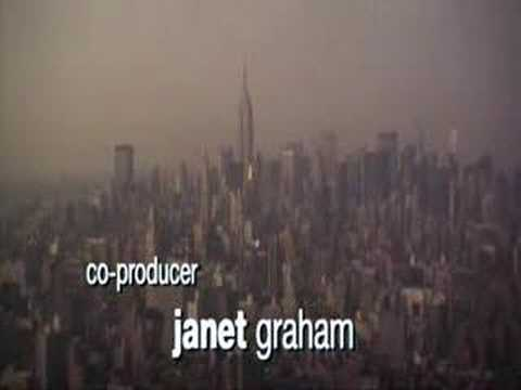 """""""Hackers"""" (1995) flying over New York City"""
