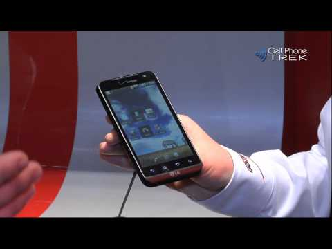 LG Revolution 4G For Verizon