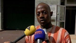 Incendie à Paris: Alassane a perdu quatre proches, le rescapé témoigne