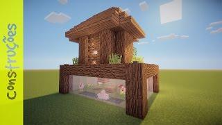 ✔ Como Construir Um Galinheiro no Minecraft