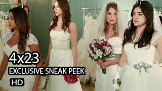 "Pretty Little Liars 4x23 EXCLUSIVE Sneak Peek [HD] - ""Unbridled"" - Airs: March 11th, 2014"