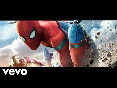Imagine Dragons -Whatever It Takes (Spiderman Homecoming ) Musical  ~NEB ENTERTAINMENT™