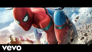 Imagine Dragons -Whatever It Takes (Spiderman Homecoming ) Musical Video ~XNeB Entertainment™