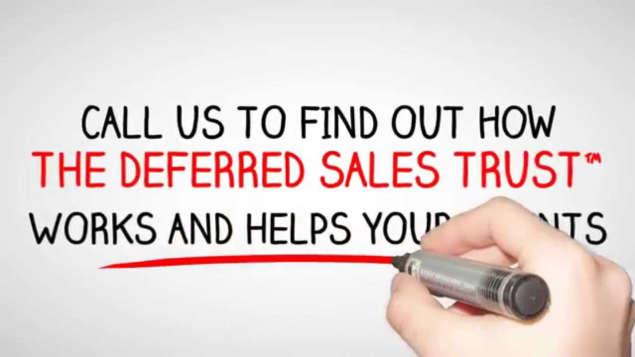 The Deferred Sales Trust™: An Introduction - YouTube