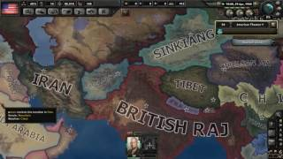 Hearts of Iron 4 Freedom for Everyone Ep 1