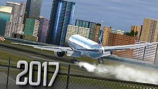 New Flight Simulator 2017 | Worlds Hardest Approach [P3D 3.4 - Ultra Realism]