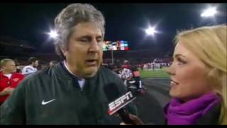 Mike Leach Gives the Least In-Depth Answer Ever