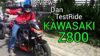 motovlog 43 review and testride kawasaki z800