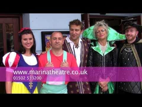 Snow White & The Seven Dwarfs, Marina Theatre, Lowestoft
