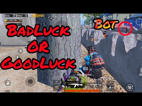 In a Relationship with Badluck(PUBG MOBILE) #PUBGMOBILE #DeadEye