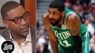 It's obvious the Celtics are 'not together' - Tracy McGrady | The Jump