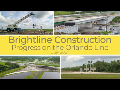 Brightline Construction: Progress