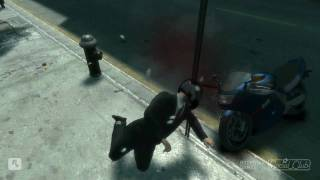 GTA 4 Slow motion clips HD 720p ((2))