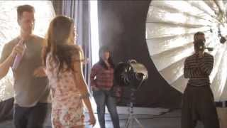 Behind The Scenes: Wear Your Music: Jessica Sanchez for Bench