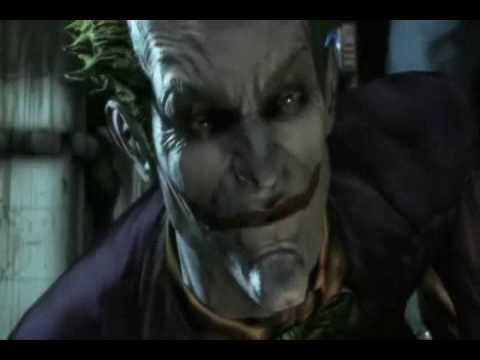 "Batman Arkham Asylum Music Video ""Batmans Fight"" (Skillet ,Hero)"