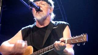 Bob Seger - Night Moves - Detroit 2011