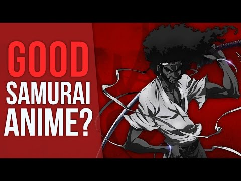 Good Samurai Anime?