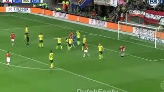 Goal az- ADO den haag1-0 wout weghorst