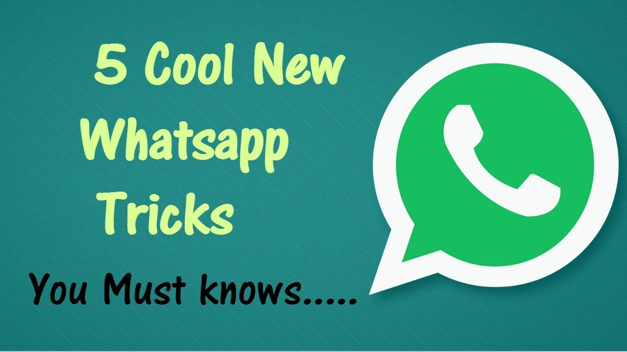 WhatsApp Tricks : All Time Best Unknown Tricks In Hindi  and Whatsapp Status 2017|| PART 1