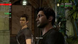 Uncharted 2 Any% PS4 Speedrun 1:20:07