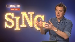 Sing Writer And Director Garth Jennings
