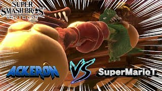 Who's the REAL Daddy!? SuperMarioT vs. Ackeron (Part 2) - Super Smash Bros. Ultimate