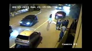 Shocking :  Brutal beating Albanians in FYROM-rrahje brutale te shqiptarve -HD
