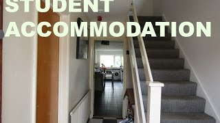 SECOND YEAR UNIVERSITY HOUSE/ROOM TOUR