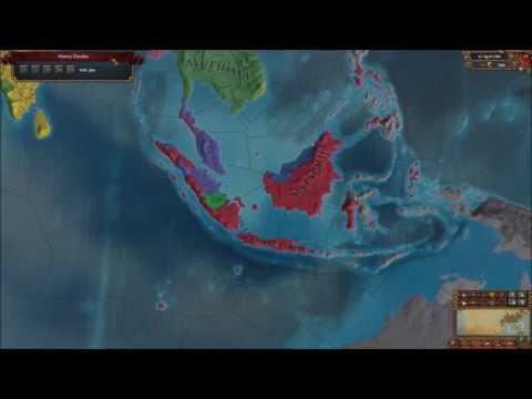 Restoration Of The Majapahit Empire [EUIV]