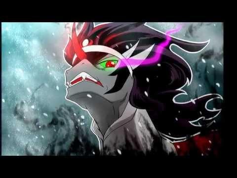 MLP-FIM  king sombra tribute tyrant