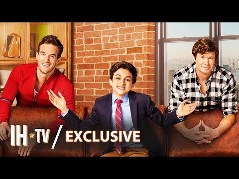 Champions (NBC) - Behind The Scenes | Anders Holm, Andy Favreau, JJ Totah [HD]
