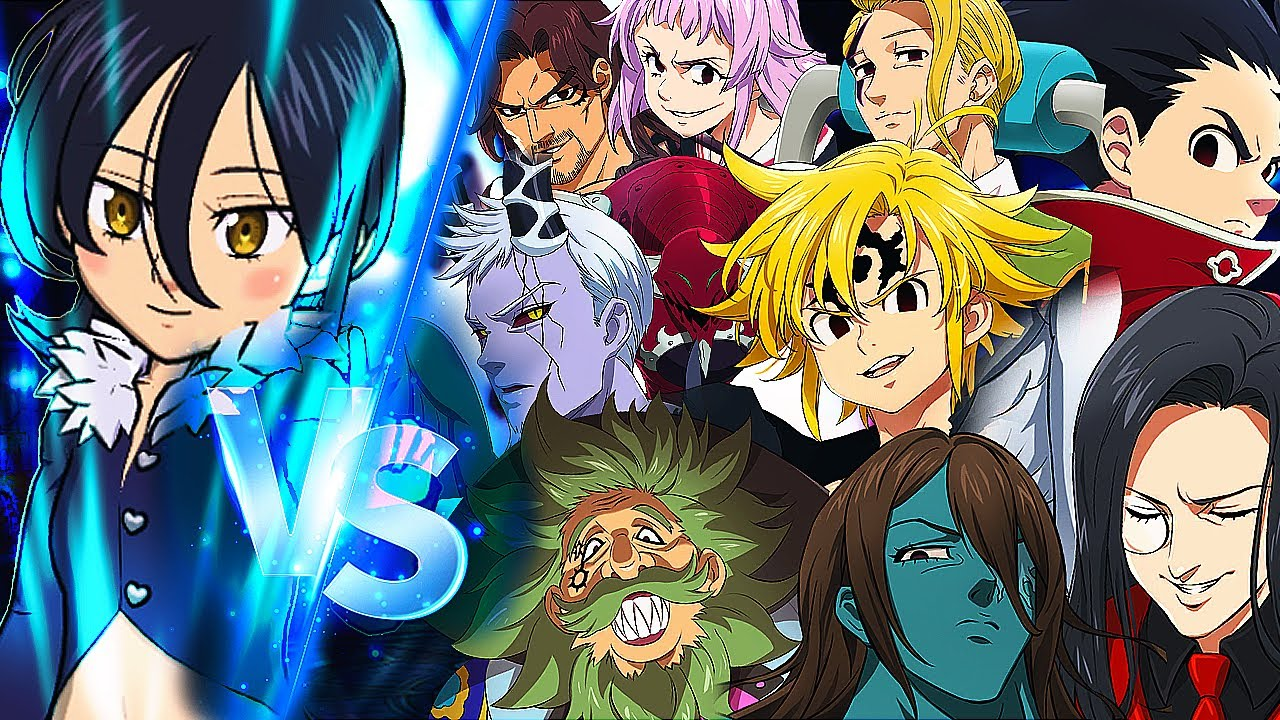 'Real' Merlin VS EVERY Story BOSS in Seven Deadly Sins: Grand Cross (The relevant ones)