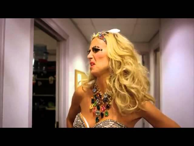Heidi Klum vs  Mel B Glam Off   Americas Got Talent 2014
