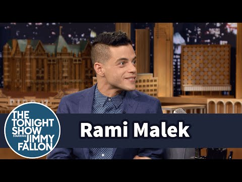 Rami Malek Blew Off Robert Downey Jr.'s Emails