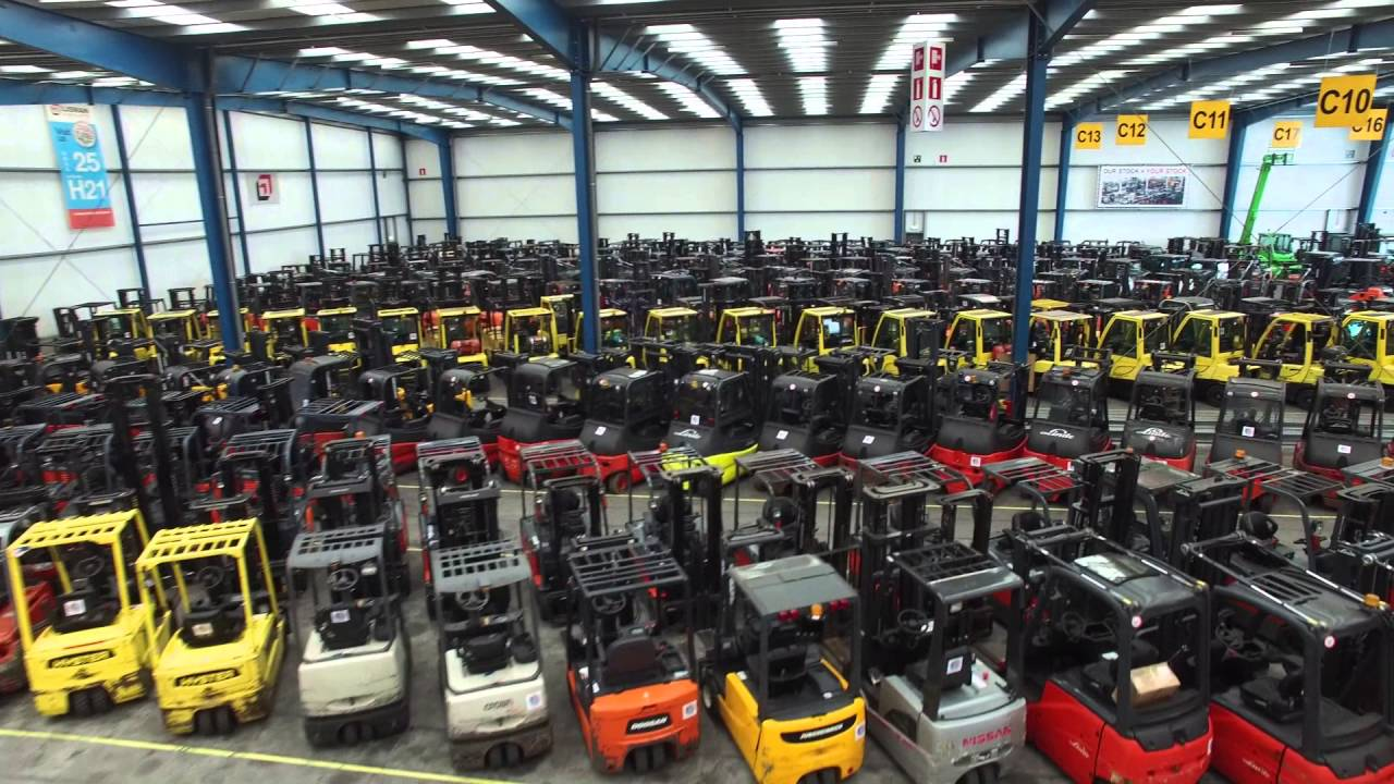 Before You Buy Used Forklifts