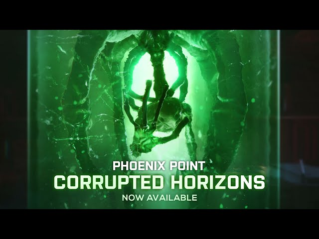 Phoenix Point: Corrupted Horizons DLC - Now Available