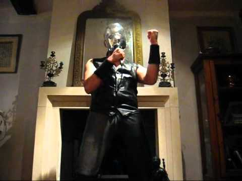 Manowar cover Hail to England by Arkos