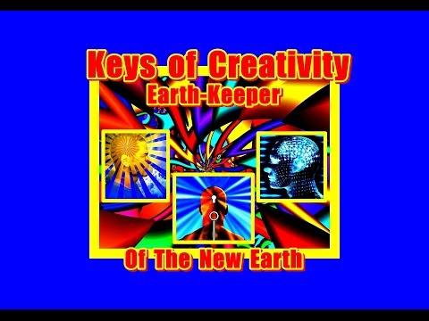 Metatronic Keys: Conscious Creativity in the New Earth - J Tyberonn