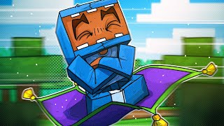 I NEED A MAGICAL FLYING CARPET! - Minecraft!