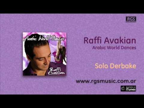 Raffi Avakian - Solo Derbake