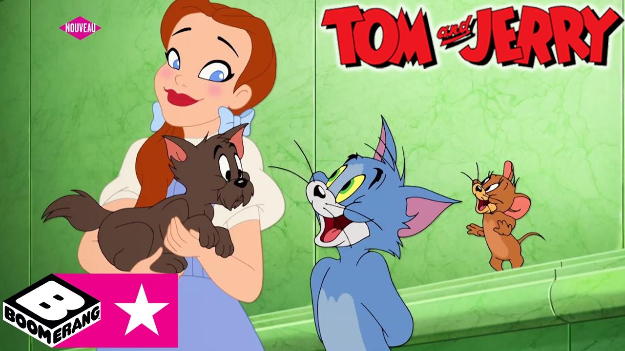 tom et jerry le magicien doz