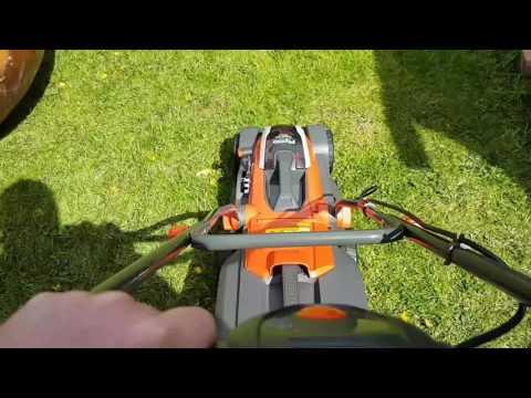 Review flymo mighty mo 300li cordless mower