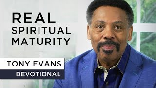 Gambar cover What Spiritual Growth Looks Like - Tony Evans Devotional