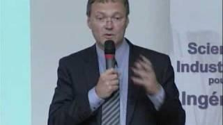 2010 - Présentation des Journées de l'UPSTI par M. Phalippou
