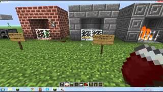 tutorial de objetos para remodelar tu casa en minecarft sofas,chimeneas,camas etc)